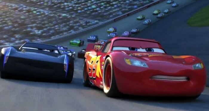 People Are Noticing Something Weird About Pixars Cars 3