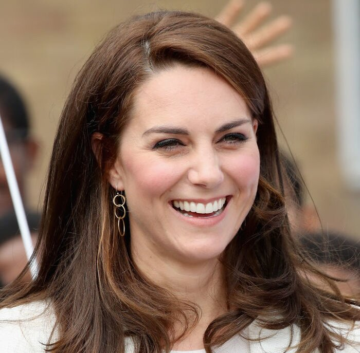 Duchess Kate Middleton And Princess Charlotte Rocked Millennial Pink