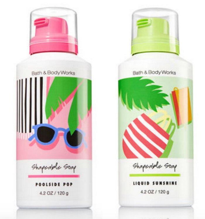 Bath and Body Works\' new line of \