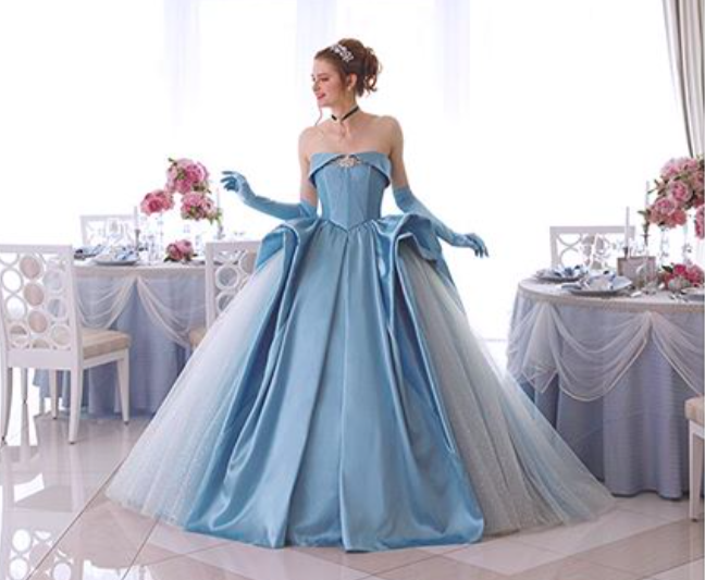 These Disney Princess Inspired Bridal Dresses Are Fit For A Fairy Tale Wedding But Here S The Catch Hellogiggles