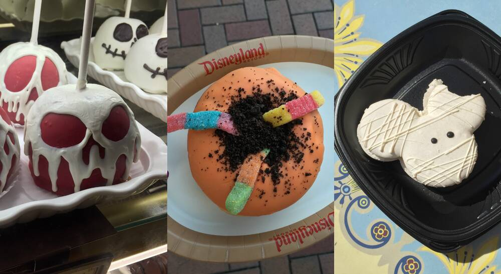 We Taste Tested Halloween Treats At Disneyland And Heres What You Need To Snack On ASAP