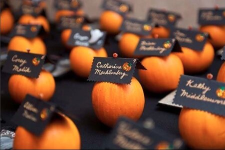 10 Halloween Themed Wedding Ideas For Those Looking To Say I Boo
