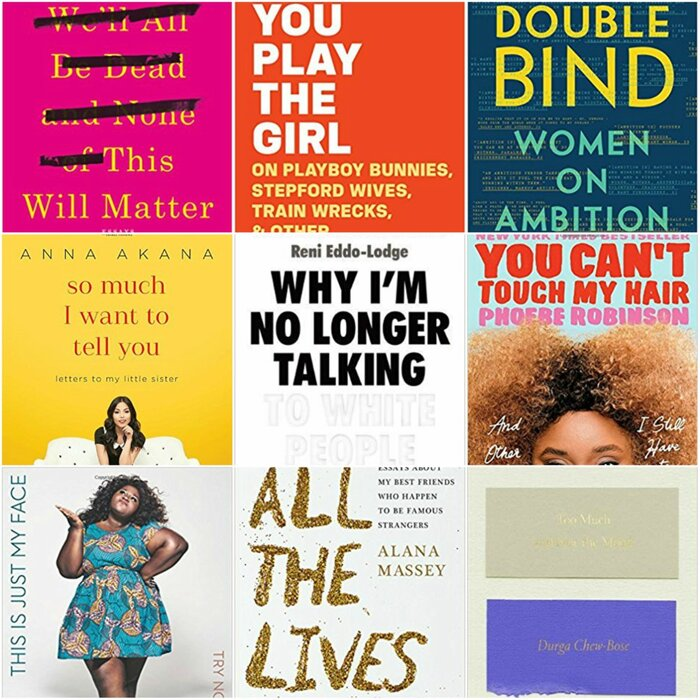 11 new essay collections by women that you need to read if you haven