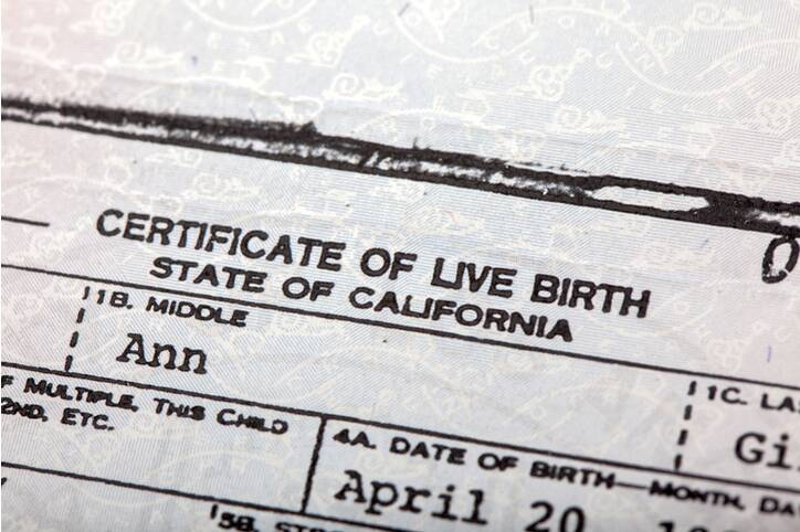 can you change your birth certificate if you identify as nonbinary
