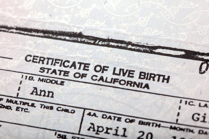 Can you change your birth certificate if you identify as nonbinary ...