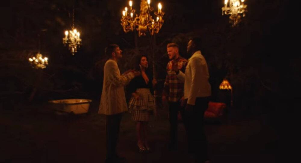 It\'s not even Halloween, but Pentatonix is already getting the ...