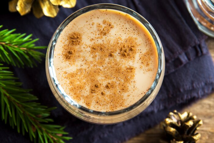 17 vegan eggnog recipes for an egg free dairy free diet hellogiggles forumfinder Image collections