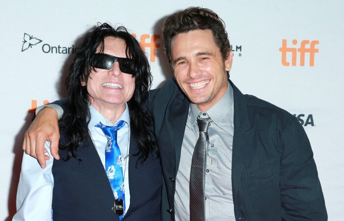 """If people want me to be an example for them, I want them to learn about me  better as a person,"""" director and actor Tommy Wiseau told ..."""