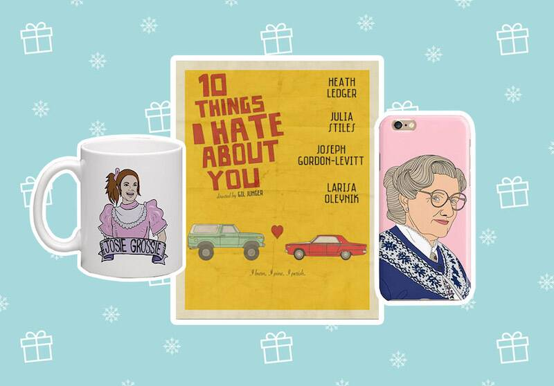 17 Etsy Gifts For Your Friend Who Always References 90s Movies Hellogiggles