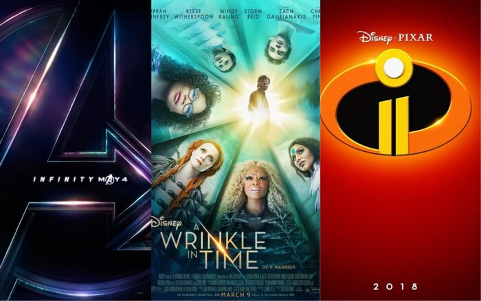 Here Are All The Disney Movies Coming Out In 2018