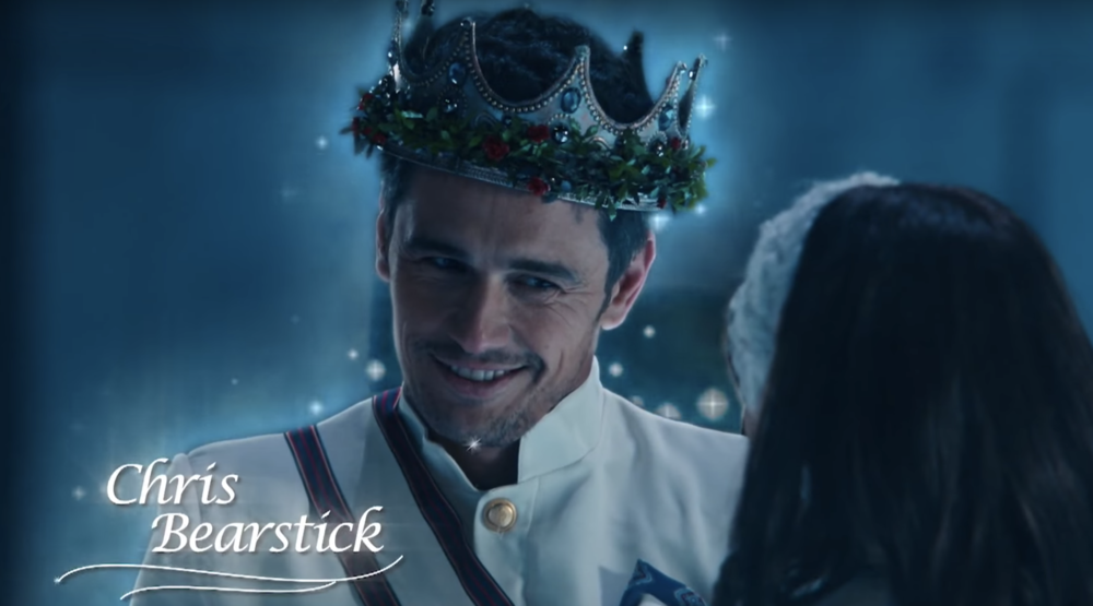 This fake Hallmark Christmas commercial is a perfect \