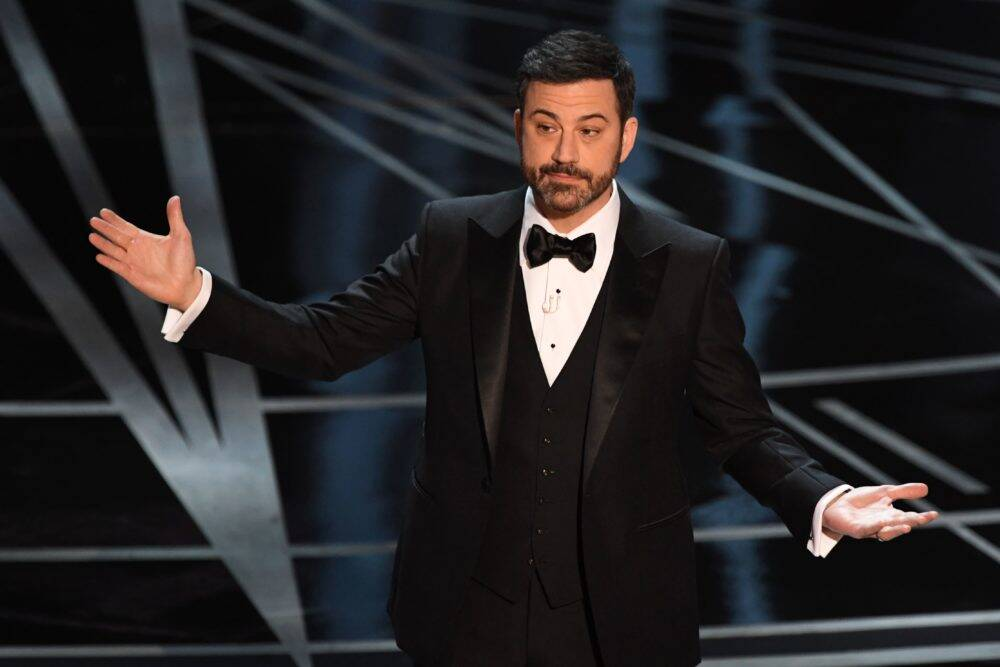 Here\'s How People Feel About Jimmy Kimmel Hosting the 2018 Oscars ...