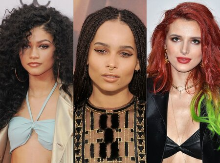 Celebrities Who Have A Septum Piercing Hellogiggles