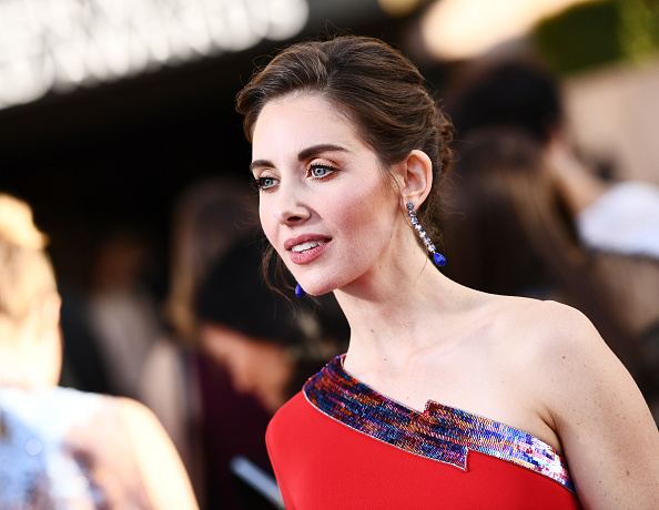 Alison Brie >> Sag Awards Why Is Alison Brie Expected To Answer For James Franco