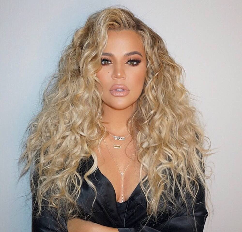 Khlo Kardashian Is Wearing Her Curly Hair More Because Of Her