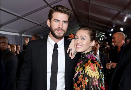 is miley still with liam