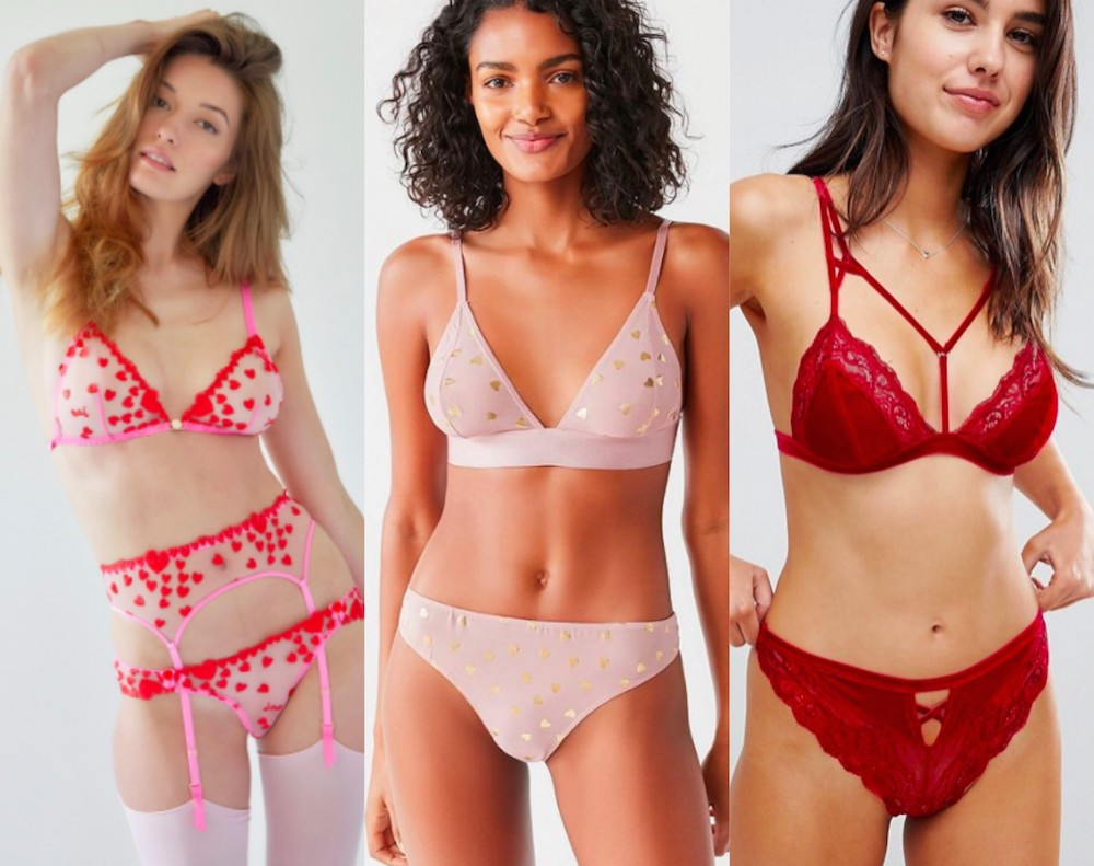 Valentines Day Lingerie Options For Women With Small Boobs Hellogiggles