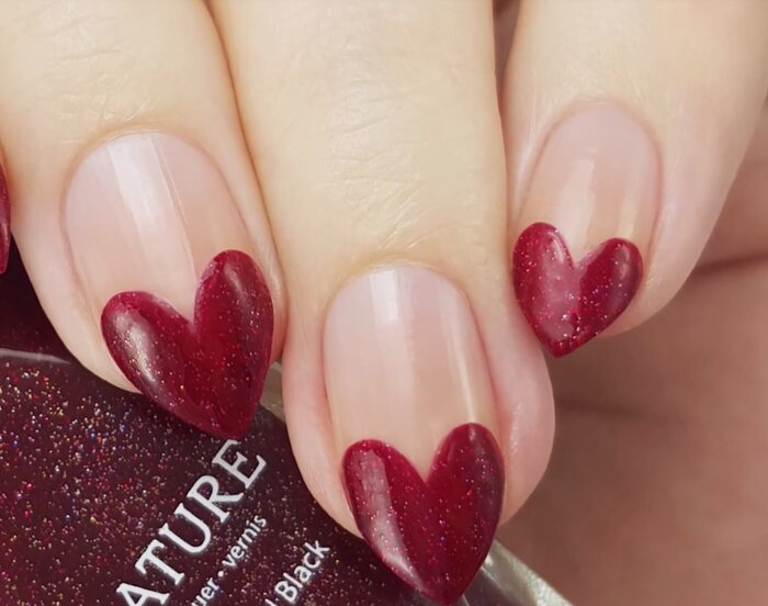 27 valentines day nail art designs on youtube you can do yourself nails by jema youtube solutioingenieria Choice Image