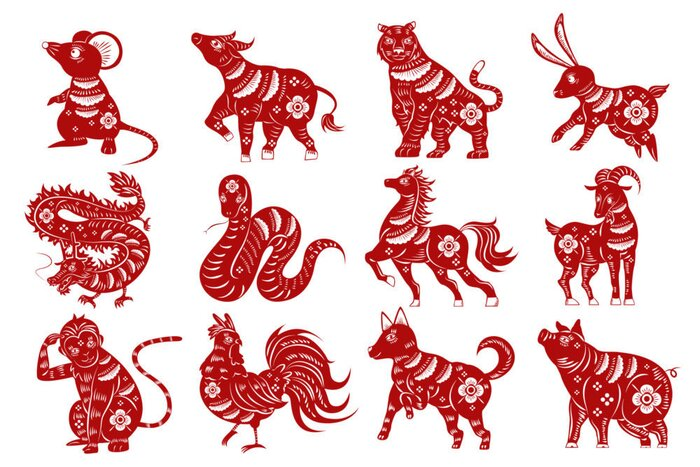 What Are The Animals In The Chinese Zodiac And What Do They Mean