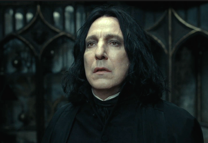 Conjuring Up Severus Snape, the Half Blood Prince in D&D 5e