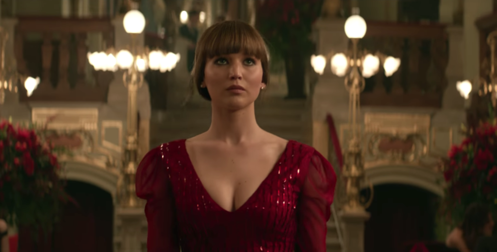 Image result for red sparrow