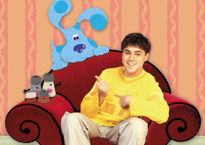 blues clues is getting a reboot and you could be the new host hellogiggles - Blue Clues