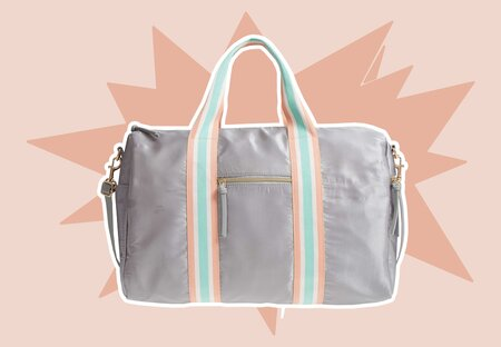 25 super cute weekender bags to shop before you book your next vacation 0dfb68ff76
