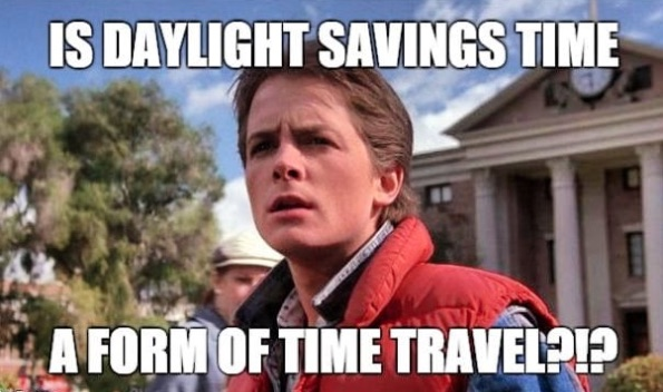 Daylight Savings Memes To Help You Spring Forward With A Few Laughs Hellogiggles