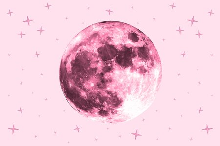 How The Pink Moon Will Affect Your Zodiac Sign And Flirting