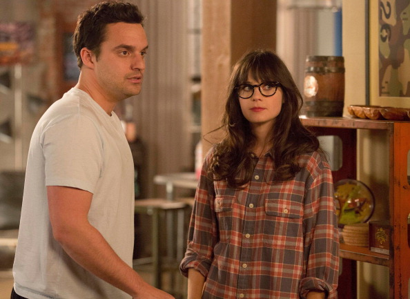 Why Is Jess Wearing A Nose Ring In This New Girl Season 7 Picture