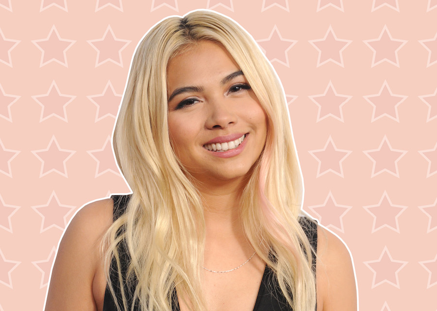 Image result for HAYLEY KIYOKO