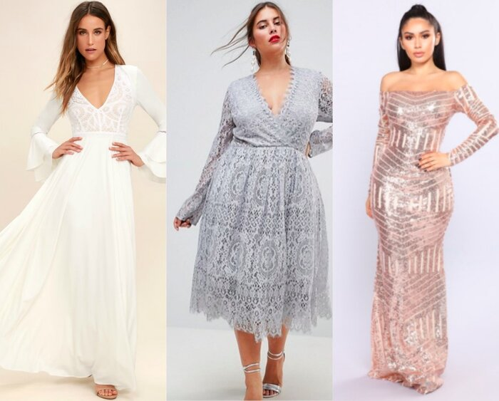 14 Long Sleeve Prom Dresses To Shop Hellogiggles