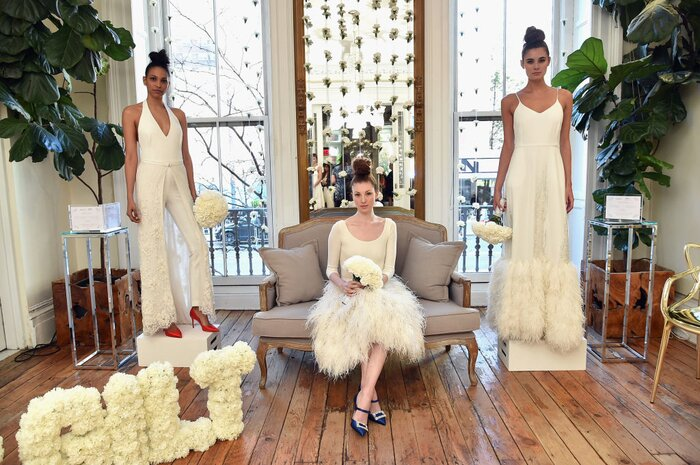 Sarah Jessica Parker\'s New Wedding Dress Collection Is For the No ...