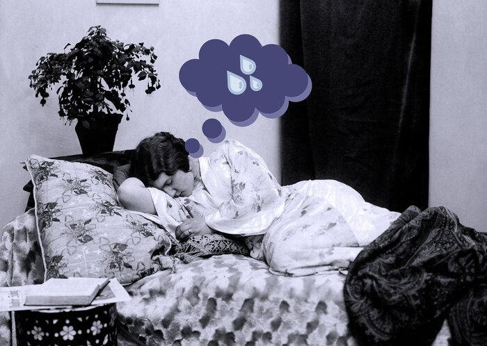 What Does It Mean To Dream About Sex With An Ex Hellogiggles