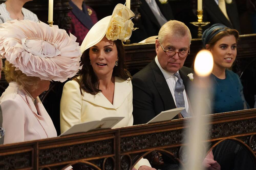 Kate Middleton Re Wore A Dress To Harry And Meghan S Royal Wedding Hellogiggles