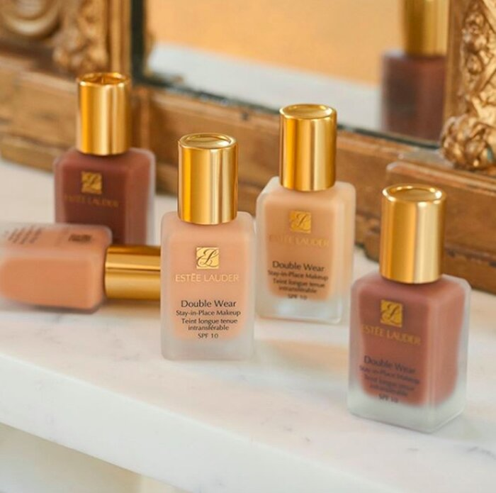 Estee Lauders Double Wear Foundation Comes In 56 Shades Hellogiggles