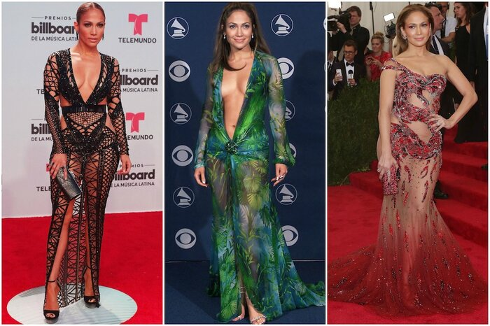 jennifer lopezs best fashion moments on the red carpet hellogiggles