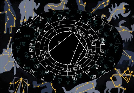 Galactic Guidance A Zodiac Advice Column What Is A Natal Chart