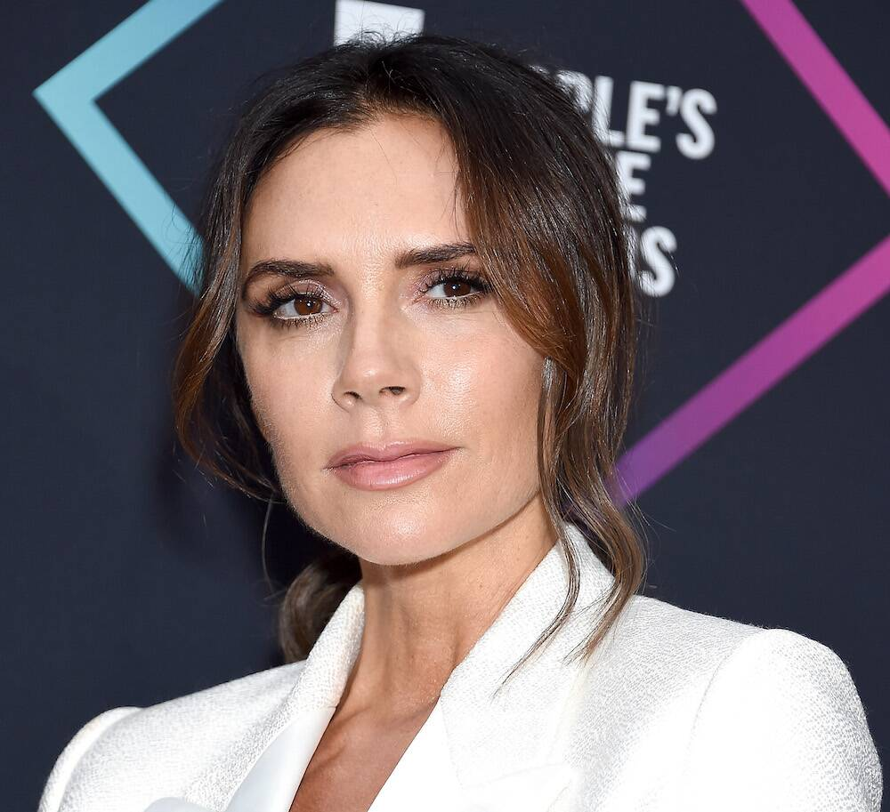 Victoria Beckham Got A Haircut On Her Way To The Peoples Choice