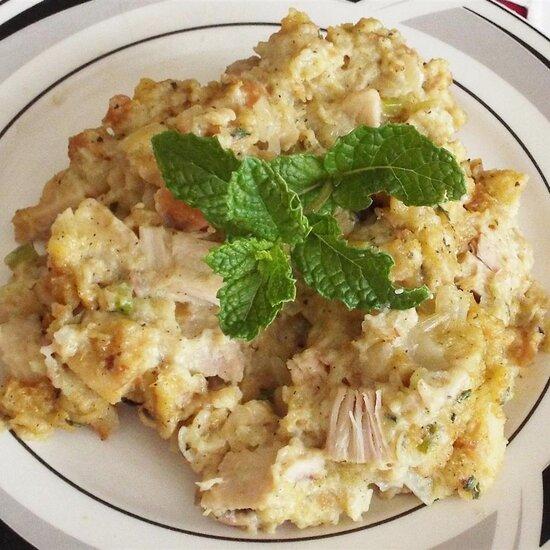 chicken and dressing casserole recipe allrecipes com