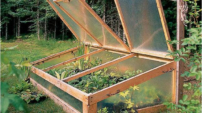 How to Build Cold Frames - Sunset Magazine Garden Lath House Plans on hvac house plans, hampton house plans, garden house plans,