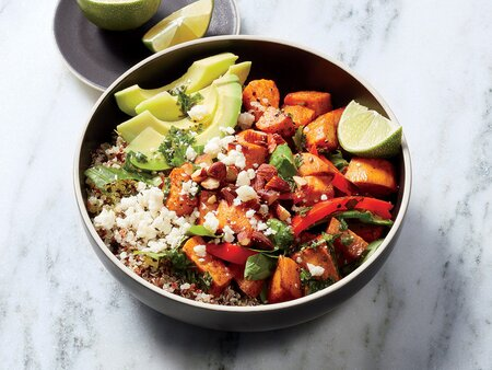 Healthy Grain Bowls Cooking Light