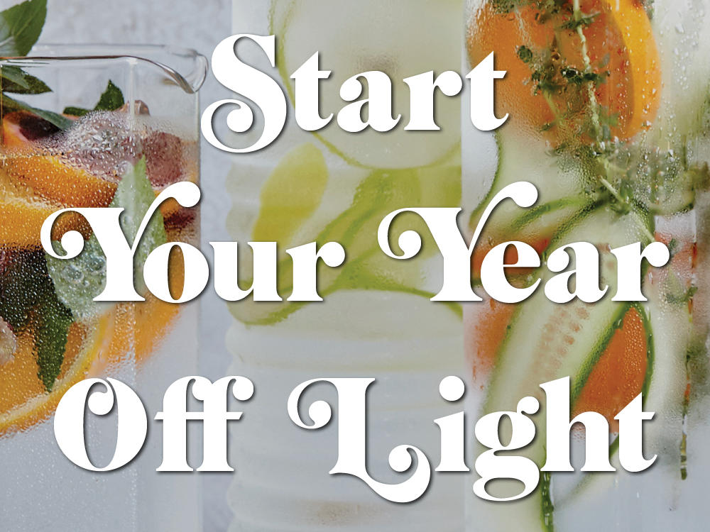 Healthy Tips for the New Year