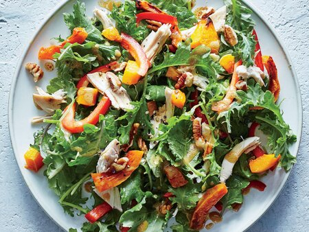 Dinner Salads With Poultry And Meats Cooking Light