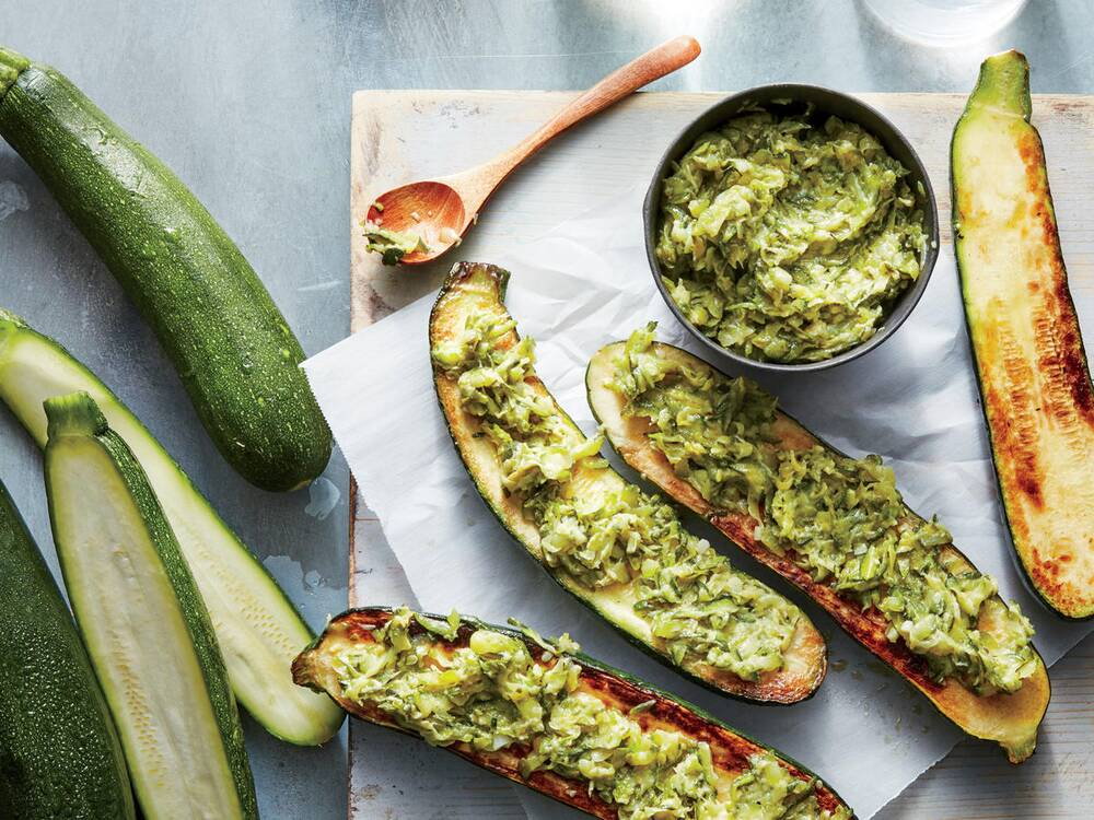 31 healthy zucchini recipes cooking light healthy zucchini recipes forumfinder Choice Image