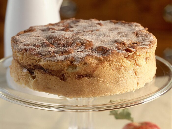 Cinnamon Apple Cake Recipes