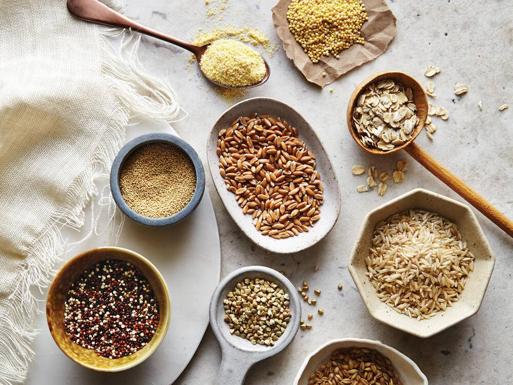 all about whole grains cooking light