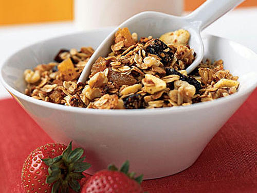 Go Nuts for Breakfast