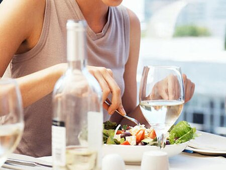 The Best And Worst Restaurant Salads Cooking Light