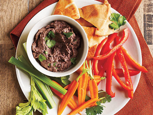 Think Savory, Healthy Dips